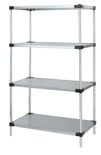 chrome and stainless steel wire shelving and carts free. Black Bedroom Furniture Sets. Home Design Ideas